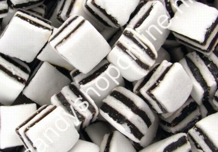 Taveners Black & White Mints