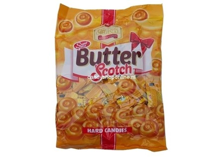 Butterscotch Original Hard Candies