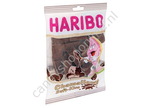 Haribo Chamallows Soft Kiss 175 gram