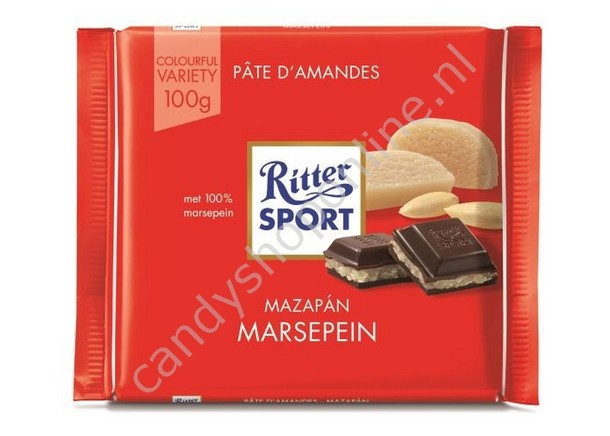 Rittersport marzipan