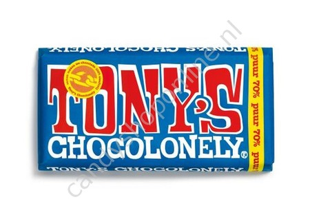 Tony Chocolonely Puur 70%