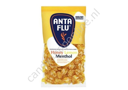 Anta flu Honey/Lemon/Menthol