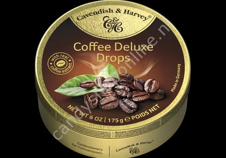Cavendish & Harvey Coffee Drops with real Coffee extract
