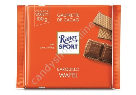 Rittersport Cacao Wafel