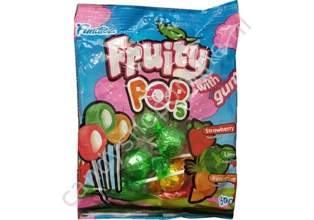 Fundiez Fruity Pops with Gum
