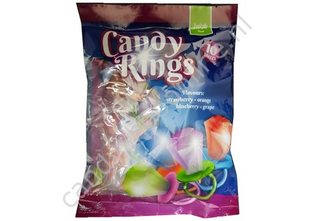 Candy Fruit Rings