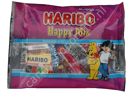 Haribo Happy Mix Multipack 300 gram