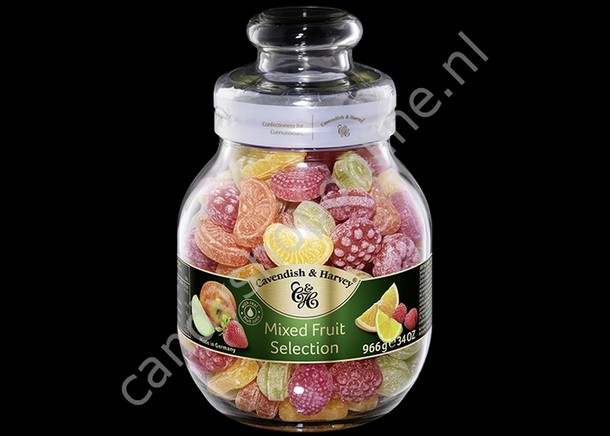 Cavendish & Harvey Mixed Fruit Selection with real Fruit Juice 966gr.