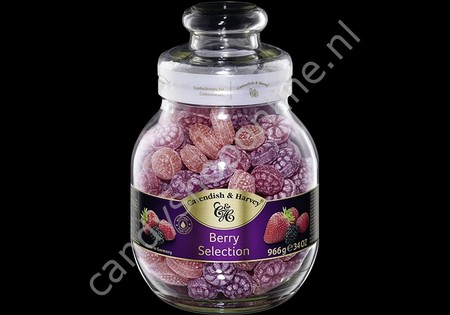 Cavendish & Harvey Berry Selection with real Fruit Juice 966gr.