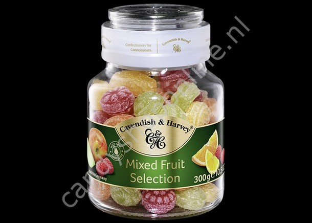 Cavendish & Harvey Mixed Fruit Selection with real Fruit Juice 300gr.