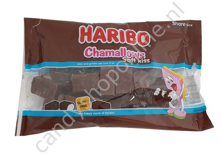 Haribo Chamallows Soft Kiss 300 gram