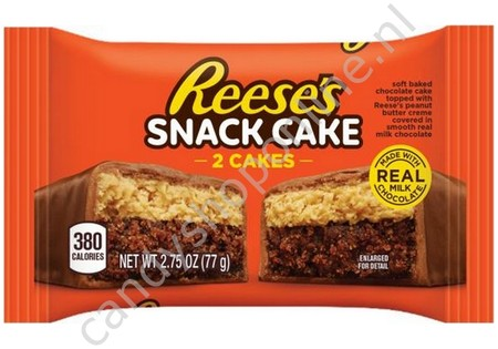 Reese's SnackCake Duo 77gr.